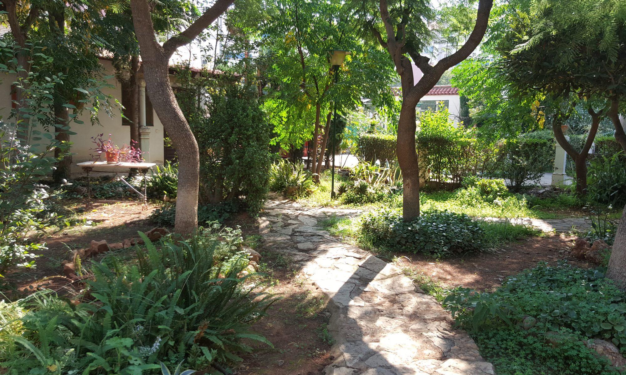 El Jardín del Monasterio
